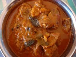 Mutton Curry Homestyle