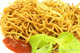 PAN FRIED NOODLES - VEG